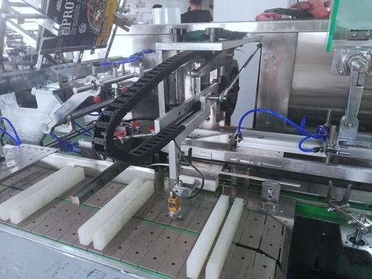 food cartoning machine
