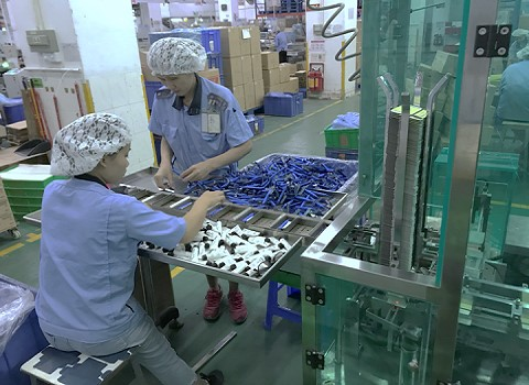 food shirnk wrapping machine