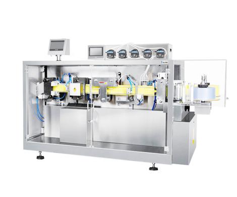 GGS-118P5 Plastic Dosis Filling Machine