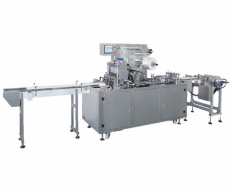 BT-2000L Overwrapping Machine – Tri.Driver®