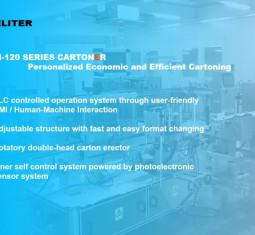 DZH-120 Series Cartoner: The Customized Cartoning Solution