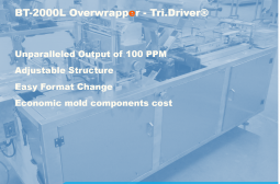 Innovative Overwrapping Solution with Tri.Driver®
