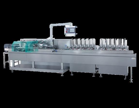 DZH-120D P5 Multi-Infeeding Glue Type Cartoner