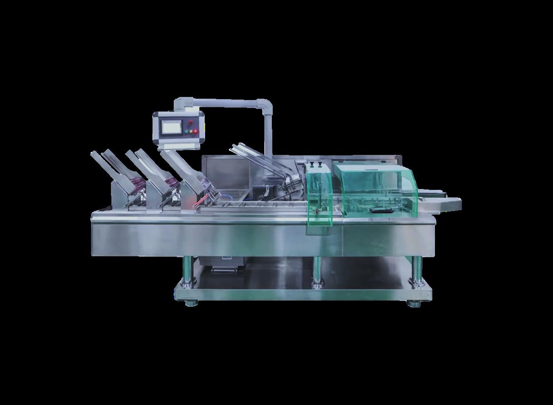 DZH-120D P5 Multi-Infeeding Cartoner ( ver. Face Mask & Medical Plaster)