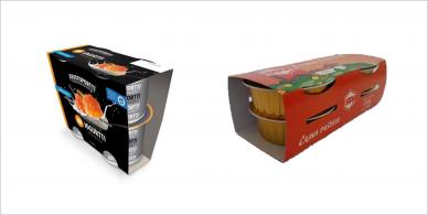 soft aluminium cans in carton