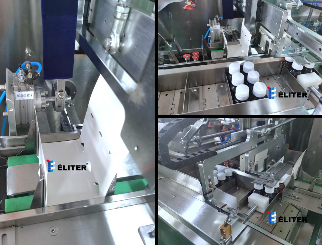 multipack cartoning machine cardboard sleeving