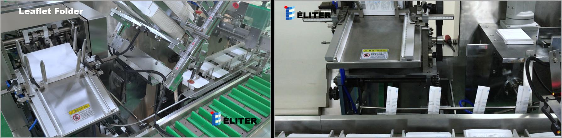 pharma cartoning machine