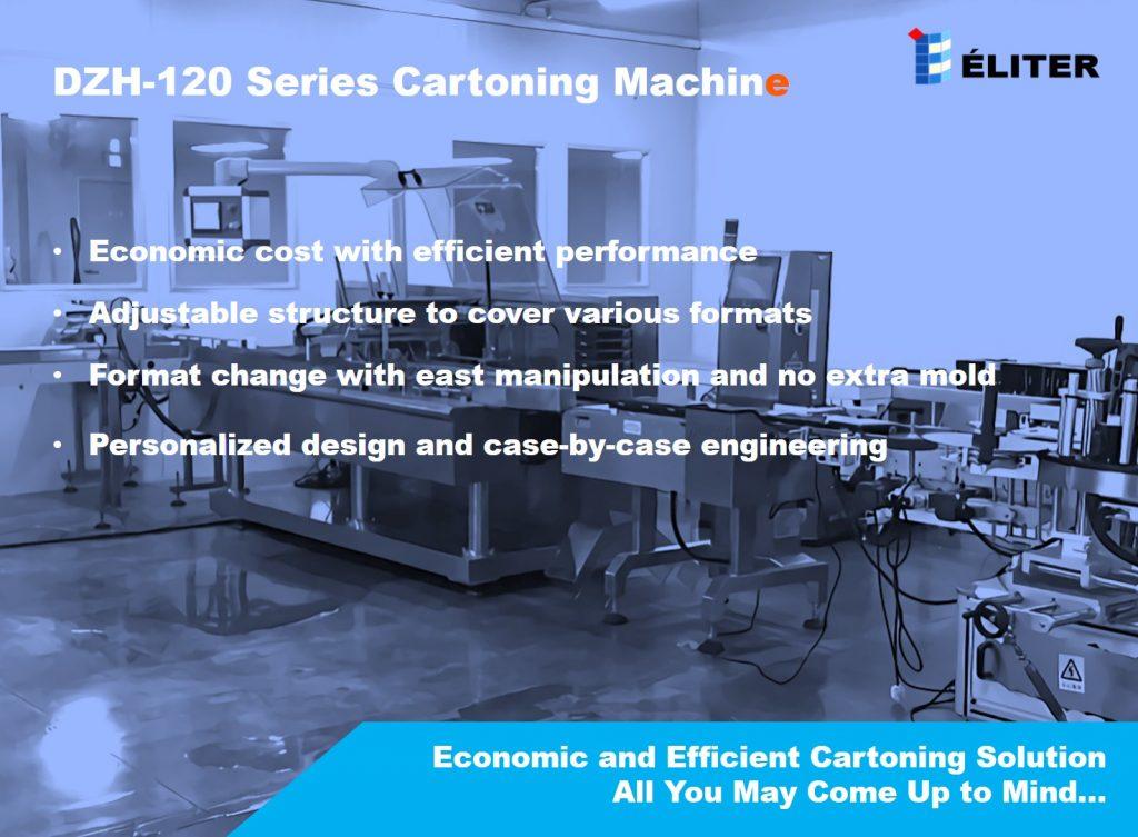 Cartoning Machine DZH-120