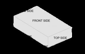 reverse tuck-end carton