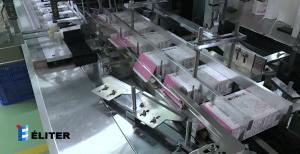 blister cartoning machine